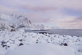 The Lofoten Islands Landscape Photography by Lisa Michele Burns header image