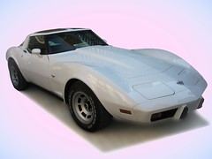CHEVROLET-CORVETTE C3 (1968-1982) (fernanchel) Tags: vehiculo ciudades coche car torrent gimp classico clasic chevrolet