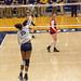 PSU #15 Haleigh Washington serving