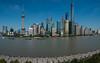 Panorama of Pudong (nheyermeyer) Tags: shanghai panorama bund pudong