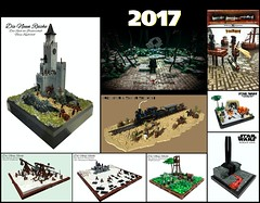MOC`s 2017 (markus19840420) Tags: lego moc markus1984 2017 happy new year star wars castle die neun reiche western pirates carribian review