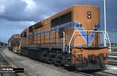 J285 L274 Freight Forrestfield (RailWA) Tags: railwa philmelling westrail joemoir l274 freight forrestfield