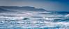 Rough seas of blue (Coisroux) Tags: roughseas misty shoreline seashore dramatic stormy turbulent d5500 nikond blue fog capetown landcsape seascape atlanticocean peninsula hss