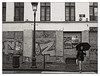 Evanescence (Jean-Marie Lison) Tags: x100t bruxelles ruedumidi pluie tags noiretblanc nb monochrome