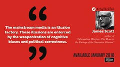 James Scott, Co-Founder, Institute for Critical Infrastructure Technology (crystallinelamp) Tags: media mainstreammedia illusion weaponization politics jamesscott center for cyber influence operations studies informationwarfare meme ccios icit