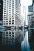 Reflection (samquattro) Tags: nyc newyork empirestate nikon nikonphotography travel eastcoast america streetshot reflection mirrored
