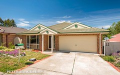 22 Mt Warning Crescent, Palmerston ACT