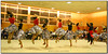 Ballant gitanes, Sta. Eulàlia de Ronçana (el Vallès Oriental) (Jesús Cano Sánchez) Tags: elsenyordelsbertins canon eos20d tamron18200 catalunya cataluña catalonia barcelonaprovincia valles vallesoriental santaeulaliaderonçana ball baile dance tradicional traditional gitanes
