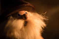 Smoker Lit by Candlelight. (icarium82) Tags: canoneos5dmarkiv macro macromondays litbycandlelight raachermannl räuchermännchen smoker christmas candle canonef100mmf28lmacroisusm incense erzgebirge volkskunst schnitzerei oremountain