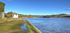Halton Quay, River Tamar, Cornwall (Baz Richardson) Tags: cornwall haltonquay rivertamar rivers quays chapels