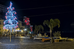 Cetara luci di Natale 1