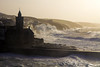 Choppy seas in Porthleven (David Canon) Tags: waves coast porthleven storm stormdoris sea