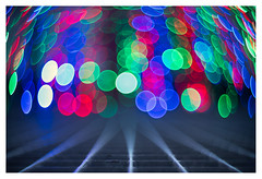 All roads lead to Christmas (leo.roos) Tags: christmastree kerstboom grid rooster bubbles kerstverlichting christmaslighting christmaslights swirly cinelens movielens cmount a7rii taylortaylorandhobson cookekinic1inch15 darosa leoroos