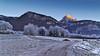 Réveil glacial (Nicolas Mareau) Tags: isère hiver grésivaudan darktable mountains montagne alpes crolles bernin sunrise winter cold
