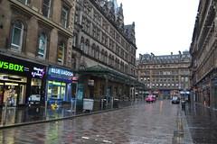 Christmas Day in Glasgow (17) (daniel0685) Tags: christmasday glasgow scotland wet rain uk quiet christmas emptystreets scottishwinter