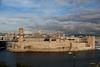 1N6A2308.MARSEILLE. Fort Saint Jean. ( UNIXetvous ) Tags: sky water boat city cloud pierres stones marseille fort paysage landscape