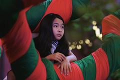 Lovely girl (-clicking-) Tags: streetphotography streetlife streetportrait girl children vietnamesechildren christmas xmas merrychristmas life saigon vietnam