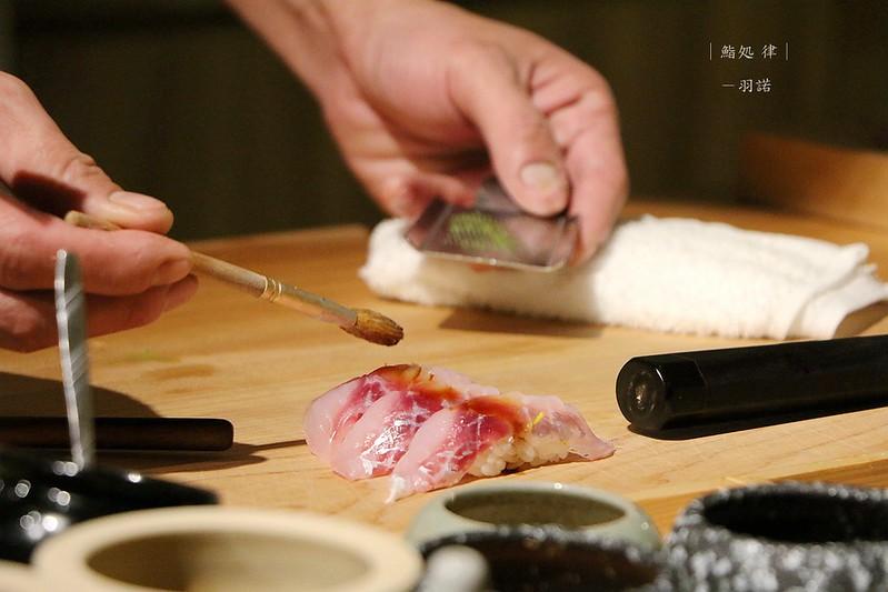 大安區日本無菜單料理 鮨処律(律鰭處)065