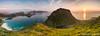 Lofoten Norwegen (haase391) Tags: lofoten norwegen landschaft wasser sonnenuntergang