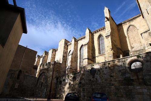 FR10 9370 Notre-Dame de Lamourguier. Narbonne, Aude, Languedoc