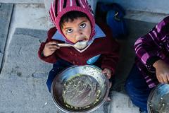 Food Wastage? (酷哥哥) Tags: food nepal nepalese children nagarkot shreetaothali