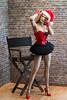 Of Corsets Christmas - Meredith Outtakes (edwicks_toybox) Tags: 16scale tbleague basquecorsetdress blonde corset femaleactionfigure femaleshooter highheels phicen santahat seamlessbody superduck verycool