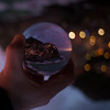 Manarola in a ball!!! (jeremylisci) Tags: manarola 5terre liguria liguriansea sea seaside whatawonderfulworld longexposure italy italian canon canon6d eos6d aspirantisenzatetto roughsea sphere ball crystalball crystalsphere