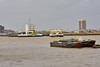Thames from Woolwich (John A King) Tags: river thames ferry johnburns jamesnewman barges