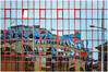 the puzzle ... (miriam ulivi) Tags: miriamulivi nikond3200 irlandadelnord belfast architecture reflections architettura riflessi edificio building