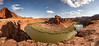Colorado River Gooseneck (Bernd Thaller) Tags: moab usa utah us colorado gooseneck landscape river rock mountain redrockregion canyonlandsnationalpark highresolution canyon sky soil