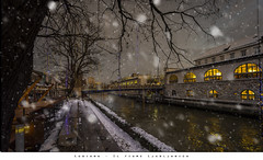 Lubiana - Il fiume Ljubljanica (Andrea di Florio (10.000.000 views!!!)) Tags: slovenia lubiana mercatini di natale christmas market centro capitale castello medioevo tramonto paesaggio panorama nikon d600 welivetoexplore amazingview exploremore naturephotography moodygrams collectivelycreate travelgram stayandwander beautifuldestinations liveoutdoors creativeoptic like4like visualofadventure roamtheplanet instago natureperfection colorful adventure theimaged agameoftones likeforlike fapiacere outdoorphotography wanderlust landscape mainvision superhubs stunningshots worldbestangels ljubljana slovenija igljubljana igslovenia visitljubljana lights yallerseurope loveslovenia ifeelslovenia centralslovenia sloveniaig luci holidays
