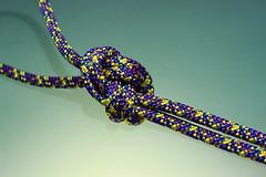 Lemniscate (Hakanaf) Tags: rope knot