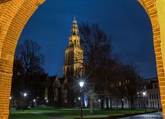 Groningen Martini Kerkhof