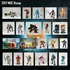 2017 Recap (0nuku) Tags: 2017 recap summary bionicle lego mocs
