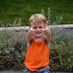 Thumbs up!  .  Taken over the summer. A photo shoot with my grandson on the canal.  . . . . . . . #childhood, #childhoodunplugged, #cute, #adorable, #little, #boy, #canal, #water, #photography, #flower, #chasinglight, #thumbsup, #child, #children, #sun, # (christina.schubnellphotography) Tags: chasinglight childportraits thumbsup igersindiana sunlight christinaschubnellphotography boy photos water happy indygrammers cute colorsofday sun photooftheday picoftheday happiness flower indianasveryown photography warm adorable child pic summer childhood childhoodunplugged children portrait little canal