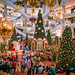 Christmas Decoration in Pavilion Mall. Kuala Lumpur, Malaysia.