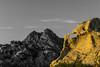 Désert des Agriates (baptiste.lasnier) Tags: corse corsica vacances mystère peur monstre ciel paysage montagne pierre contraste couleur noir et blanc série breaking bad oeil