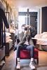 難得的自拍照 (M.K. Design) Tags: taiwan kaohsiung lainn hotel nikon sigma 50mm f14 art bokeh room portrait 台灣 高雄 樂逸商旅 尼康 自拍 適馬 定焦鏡 淺景深 人像 散景