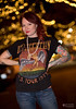 Eryn Bent on Ballard Avenue in Seattle (Kirk Stauffer) Tags: kirk stauffer photographer nikon d5 adorable amazing attractive awesome beautiful beauty charming cute darling fabulous feminine glamour glamorous goddess gorgeous lovable lovely perfect petite precious pretty siren stunning sweet wonderful young female girl lady woman women live music tour concert show gig song singer singing songwriter vocals musician band lights indie long red hair curly redhead ginger freckles green eyes lips model tall fashion style portrait photo smile smiling tattoos tatts bokeh focus dark night
