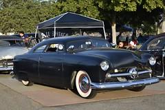Mooneyes X-Mas Party 2017 (USautos98) Tags: 1951 ford shoebox leadsled hotrod streetrod custom rockabilly
