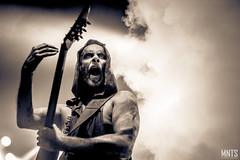 Behemoth - live in Warszawa 2017 fot. Łukasz MNTS Miętka-11