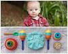 Calvin Diptych (J Trav) Tags: persona diptych whatsinyourbag theitemswecarry showusthecontentsofyourbag baby portrait atlanta thingsorganizedneatly
