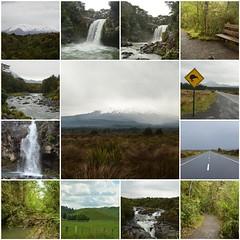 New Zealander journey - Part I (Pedro Nuno Caetano) Tags: fdsflickrtoys newzealand waitomocaves tongarironationalpark journey mosaic