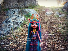 (Linayum) Tags: isidawndancer mh monster monsterhigh mattel doll dolls muñeca muñecas toys toy juguetes juguete nature naturaleza linayum