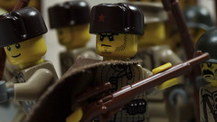 Soviet troops (New Animation) (Force Movies Productions) Tags: war weapons wwii world wars eastern lego helmet helmets gear second legophotograghy resistance rifles rifle toy toys trooper troops troop troopers youtube ii officer soldier conflict pose cool movie soldiers moc og communist photograpgh photo picture photoshop photograph animation army scene stopmotion scenes firearms film guns gun legophotography custom bricks brickarms brickfilm brickizimo brickmania brick nation minfig minifig military minifigs minifigure militia soviet front