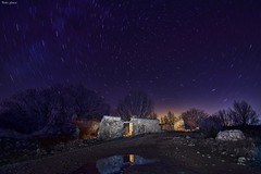 Night Scenes (Molino de Griñón) (Peideluo) Tags: night nightscape landscape abandoned