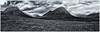 Glencoe panorama (ianmiddleton1) Tags: mountains clouds moor heather monochrome glencoe mòr buachailleetivemòr
