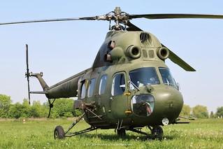 Polish Army Mil Mi-2 6923 @ Inowroclaw