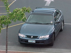 Holden Commodore VY (AUS477) Tags: holden commodore car vehicle transport blue vy australia