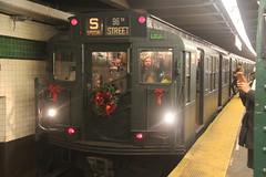 IMG_4503 (GojiMet86) Tags: mta ind nyc new york city subway train 1930 r1 381 west 4th street